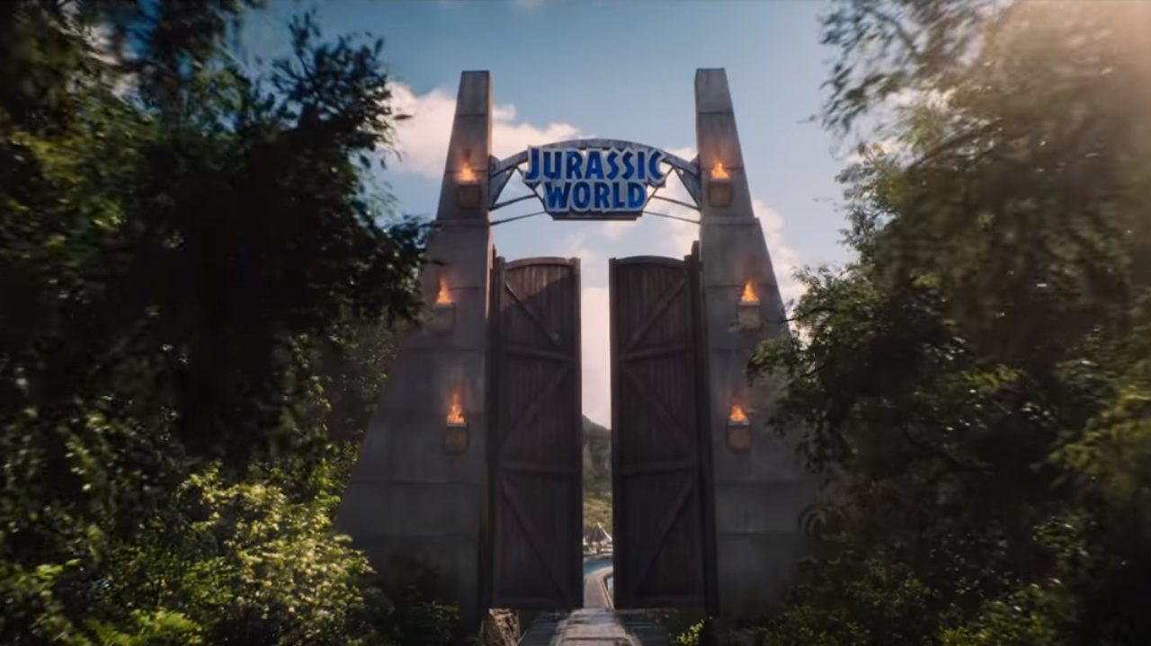 Jurassic World: | Box Office: Rs 101 crore | Right from Jurassic Park to Jurassic World: Fallen Kingdom, the tale of dinosaurs as established by Steven Spielberg has enticed Indian audiences. Jurassic World, which featured Irrfan Khan in a prominent role, managed to hit a century when it was released back in 2015. Though there were a few reviews which were not so positive, it did not affect the movie's prospect at the box-office. (Image: Universal Pictures/YouTube)