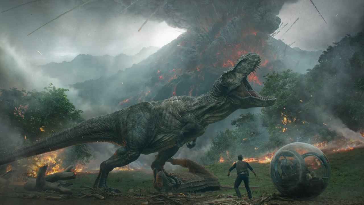 Jurassic World: Fallen Kingdom | Box Office: Rs 85 crore | Jurassic World: Fallen Kingdom was next in line after Jurassic World. Just like the case in 'The Fate of the Furious' - the film couldn't better the box office collections of its predecessor. However, that was strictly on a relative scale since in absolute numbers, it was still a major success. It would be interesting to see how big the next installment opens when it hits the screens in 2021. (Image: Jurassic World/Twitter)