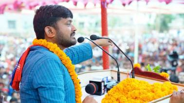 Know Your Leader   Kanhaiya Kumar: Village boy, brilliant student, charged with sedition and now contesting Lok Sabha polls