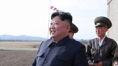 North Korea offers talks then launches more short-range projectiles