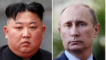 North Korea's Kim Jong Un enters Russia for summit with President Vladimir Putin