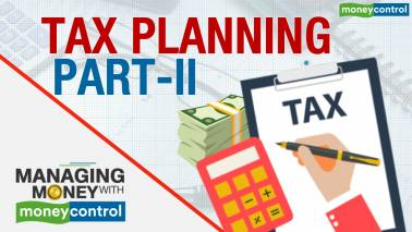 Managing Money With Moneycontrol │ Tax Planning Part II