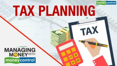 Managing Money with Moneycontrol | Tax Planning