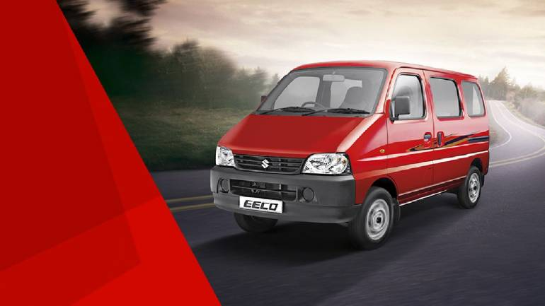 1be6e8bf072 Maruti Suzuki Eeco gets safety upgrades at a new price of Rs 3.55 lakh