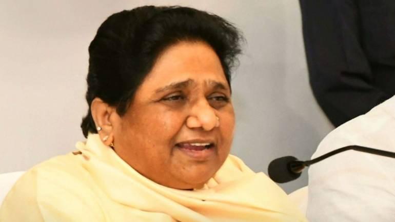 BJP govt using Section 144 to hide shortcomings: Mayawati
