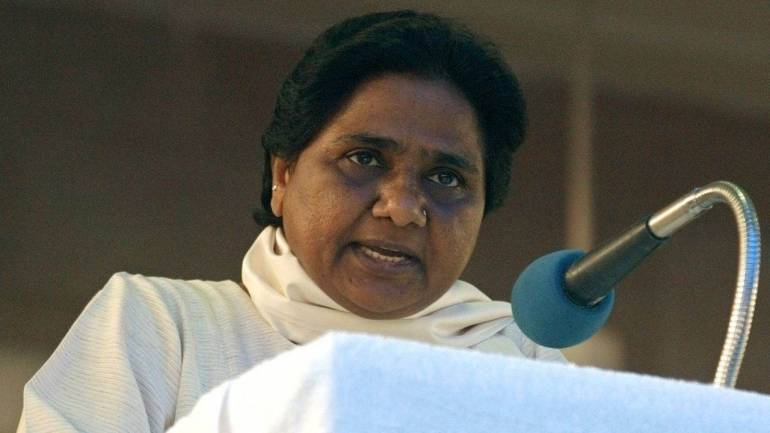Mayawati slams Gujarat govt for 'tweaking' Dr Ambedkar's slogan in textbooks