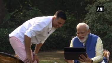 'Failed politician' looking for alternative employment in Bollywood: Congress on PM Modi's chat with Akshay Kumar