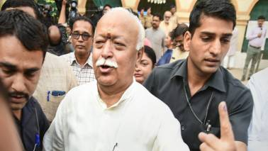 Maharashtra Assembly Election: RSS chief Mohan Bhagwat casts vote in Nagpur, urges people to exercise franchise