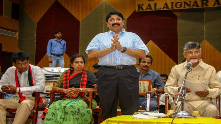 With eye on anti-BJP front, Chandrababu Naidu to seek votes for regional  parties