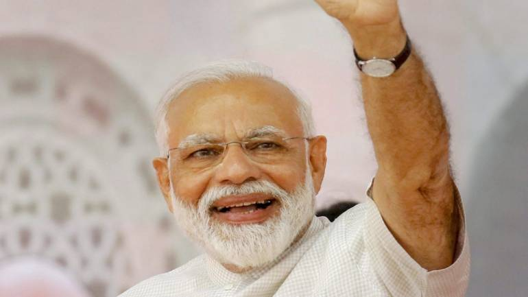 <p>PM Modi will be back with a bang, BJP set to cross majority mark on its own: News18-IPSOS survey</p>