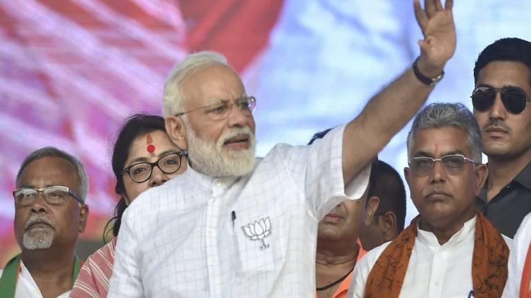 EC clean chit to PM Modi on Latur speech
