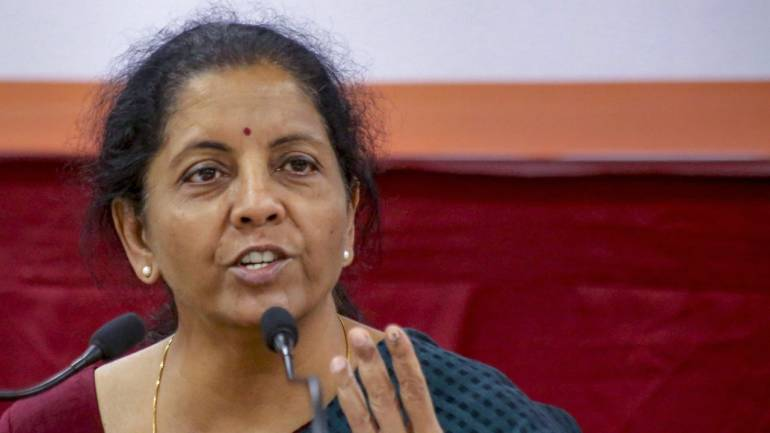 FM Nirmala Sitharaman: GST filing process to become easier, number of forms to be reduced