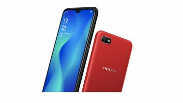 Oppo A1K launched in India with 6.1-inch display, 4,000 mAh battery with 2x fast charge for Rs 8,490