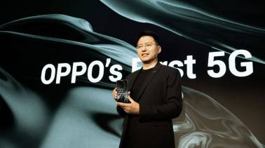 Oppo to unveil a prototype smartphone with a camera under the screen