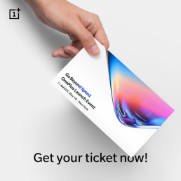 OnePlus confirms OnePlus 7 Pro to have triple camera setup, curved edge-to-edge screen