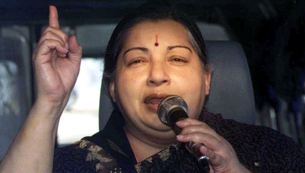 J Jayalalitha: The former Chief Minister of Tamil Nadu passed away in 2016. Her party, the All India Anna Dravida Munnetra Kazhagam (AIADMK), will feel her absence, especially since the party does not have a leader as tall as the Iron Lady of Indian politics. (Image: Reuters)