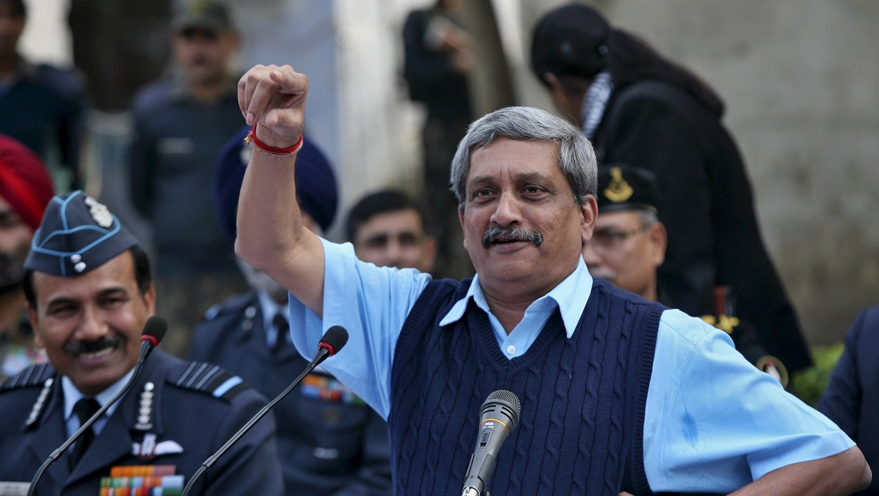 Manohar Parrikar: The former Defence Minister of India, Chief Minister of Goa and all-round common man politician passed away on March 17 this year. Parrikar was considered to be a tireless campaigner for the party, and his presence was missed during the Lok Sabha polls. (Image: Reuters)