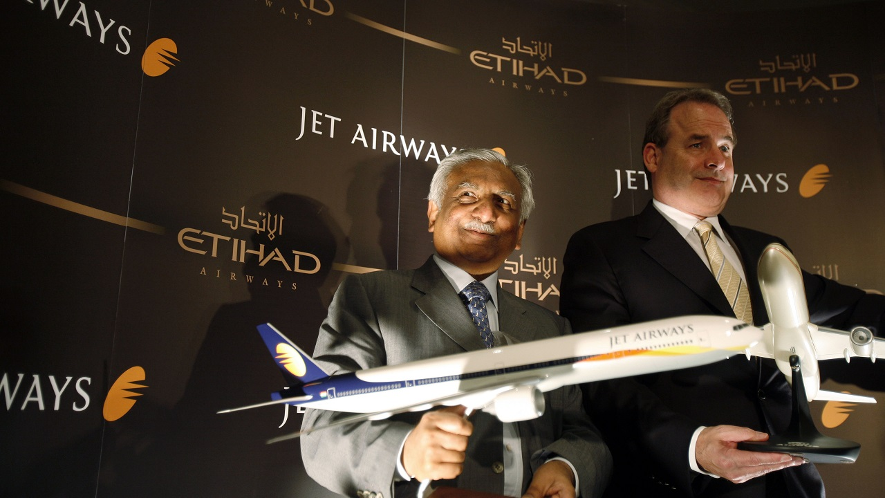In 2012, the Indian government started allowing FDI upto 49 percent in the aviation industry and just a year later in 2013, Etihad acquired a 24 percent stake in Jet for $379 million. (Image: Reuters)