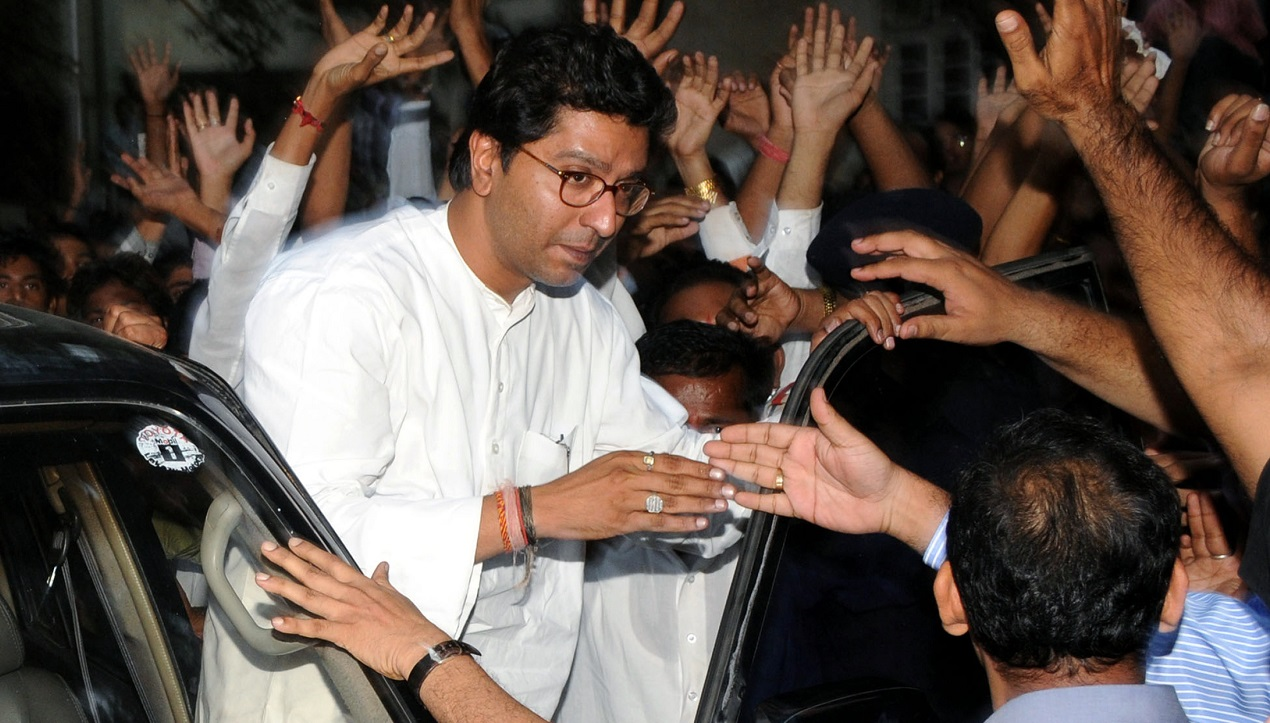 Raj Thackeray: The Maharashtra Navnirman Sena (MNS) chief declared on March 17 that his party would not be fielding candidates for the general election. Although the party does not have any MP in the Lok Sabha, Thackeray does wield influence in certain parts of Maharashtra. (Image: Reuters)
