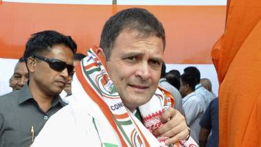 NYAY scheme at the core of Congress campaign: Rahul Gandhi
