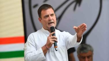 'NYAY' money to come from Vijay Mallya, Nirav Modi, Mehul Choksi pockets: Rahul Gandhi