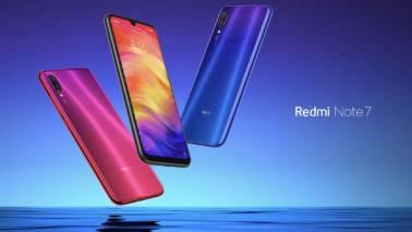 Xiaomi to discontinue Redmi Note 7 in India