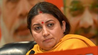 Yogi Adityanath to visit Amethi to accompany Smriti Irani during nomination filing