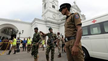 Sri Lanka detains Syrian national for questioning over Easter Sunday attacks: Report