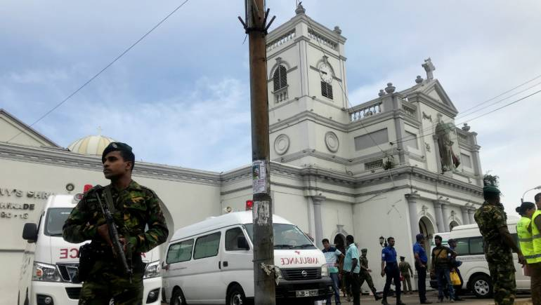Easter Sunday bomb blasts: Brits killed in Sri Lanka terror attack