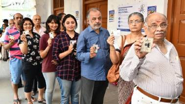 Lok Sabha Election 2019 Phase 6 highlights: 62.27% voter turnout till 8 pm, 58.01% in Delhi