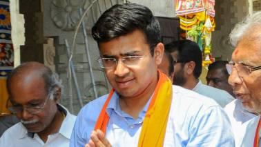 Lok Sabha election results 2019: Meet BJP's youngest MP — Tejasvi Surya