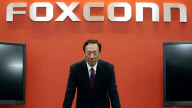 Foxconn's Terry Gou says wants to be peacemaker between US, China and Taiwan
