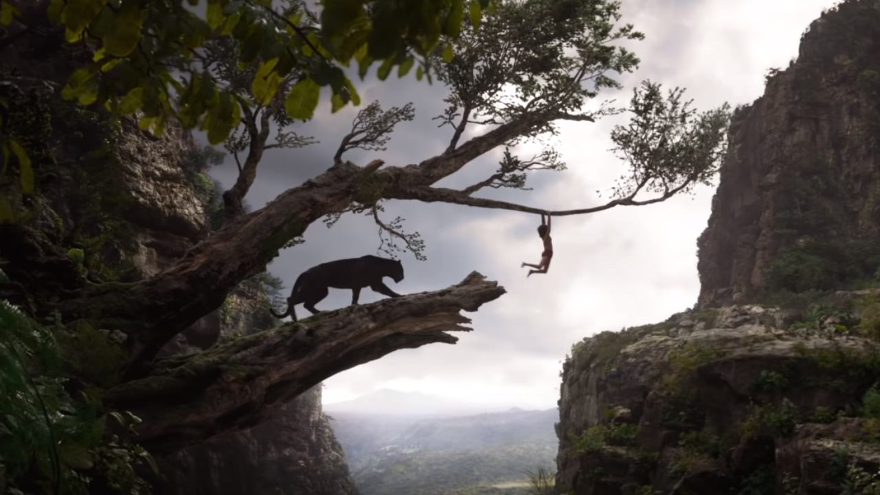 The Jungle Book | Box Office: Rs 187 crore | The makers of 'The Jungle Book' played a master stroke for their Indian release; they roped in Irrfan Khan, Priyanka Chopra, Om Puri, Nana Patekar and Shefali Shah for the voiceovers. Adding to that, the Indian setting of Mowgli and his adventures, turned out to be a Bollywood film in itself. The fantasy adventure film emerged as a major success in India. (Image: Walt Disney Studios/YouTube)
