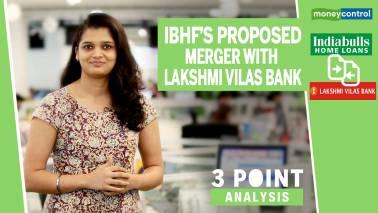 3 Point Analysis | IBHF's proposed merger with Lakshmi Vilas Bank