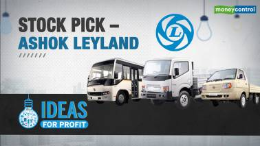 Ideas for Profit | Ashok Leyland: A long-term bet in the commercial vehicle space