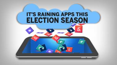 It's raining apps this election season