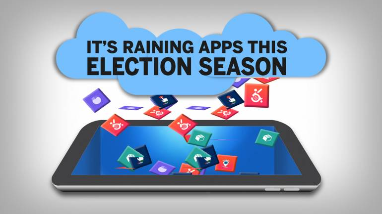Explained: It's raining apps this election season