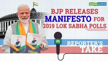 Reporter's Take | BJP releases manifesto for 2019 Lok Sabha Polls