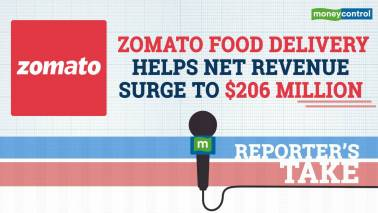 Reporter's Take | Zomato food delivery helps net revenue surge to $206 million