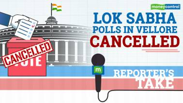 Lok Sabha poll in Vellore cancelled