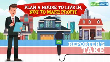 Plan a house to live in, not to make profit