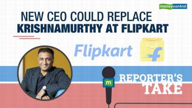 Reporter's Take | New CEO could replace Krishnamurthy at Flipkart