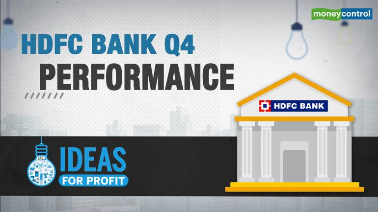 Ideas for Profit | HDFC Bank Q4 review: Steady show aided by robust loan growth; must buy