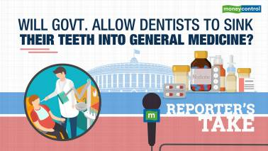 Dentists to practice general medicine?