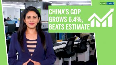 3-Point Analysis | China's GDP grows 6.4%