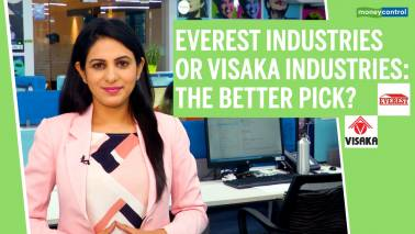 3 Point Analysis | Everest Industries or Visaka Industries: The better pick?