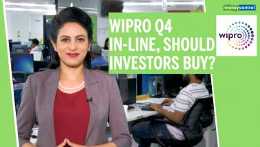 3 Point Analysis | Wipro Q4 in-line, should investors buy?