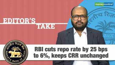 Editor's Take | RBI cuts repo rate by 25 bps to 6%, keeps CRR unchanged
