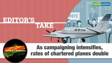 Editor's Take | As campaigning intensifies, rates of chartered planes double