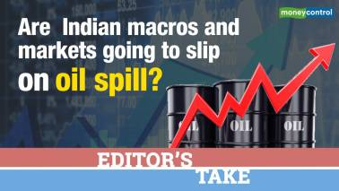 Macros and markets going to slip on oil spill?